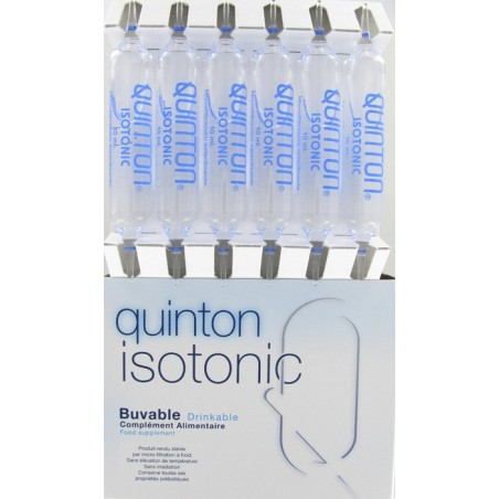 QUINTON ISOTONIQUE