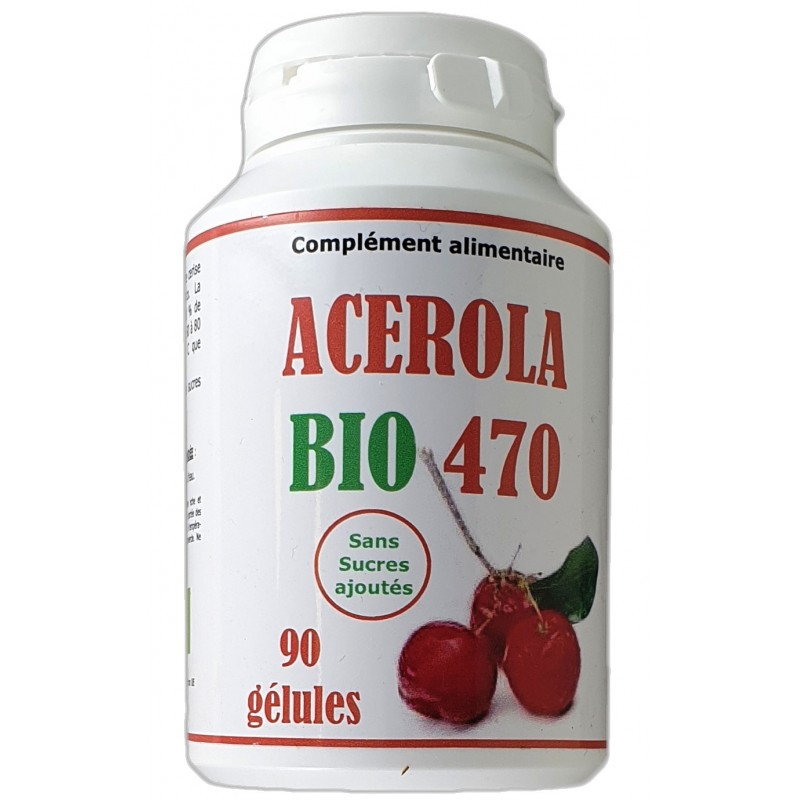 ACEROLA 470 BIO