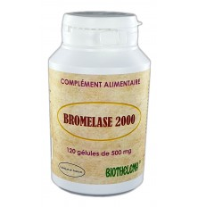 BROMELASE 2000 x 120 gélules